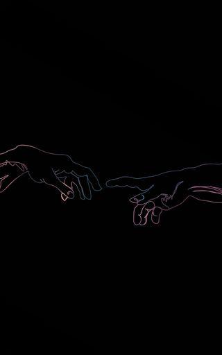 Обои на телефон руки, черные, цветы, ты, телефон, розовые, логотипы, ангел, mujer, miguel angel hands, manos, cuadro, aestethic