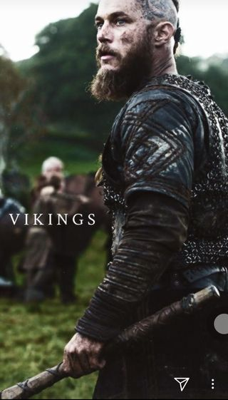 Обои на телефон рагнар, викинги, легенда, король, travisfimmel, ragnarlothbrok, earl