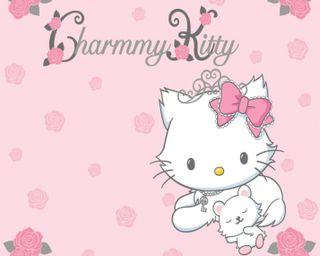 Обои на телефон привет, мультики, котята, абстрактные, charmmy kitty