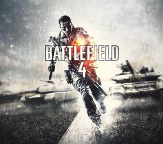 Обои на телефон танк, солдат, игра, война, армия, battlefield 4, battlefield