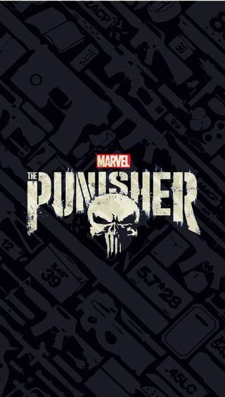 Обои на телефон каратель, марвел, the punisher 1, netflix, marvel, justiceiro
