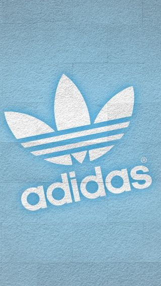 Обои на телефон спорт, синие, логотипы, адидас, adidas