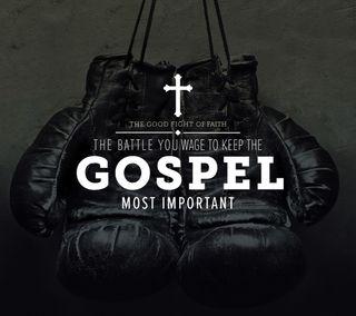 Обои на телефон церковь, вера, христианские, исус, бокс, бой, gospel