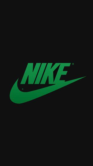 Обои на телефон спортивные, найк, логотипы, зеленые, бренды, sbm, nike