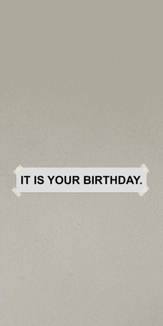 Обои на телефон твой, празднование, счастливые, оно, день рождения, happy