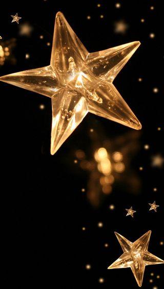Обои на телефон огни, рождество, звезда, star lights