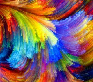 Обои на телефон яркие, цветные, текстуры, рисунки, брызги, акварель