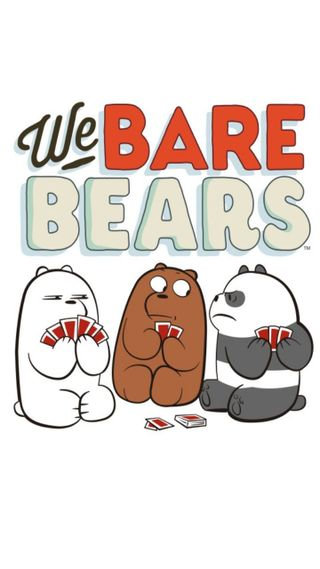 Обои на телефон медведи, милые, медведь, вся правда о медведях, osos escandalosos, cute bear