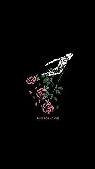 Обои на телефон черные, розы, one, no, hd, dope, 2018, 2017