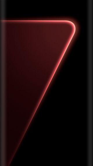 Обои на телефон стиль, красые, красочные, дизайн, грани, галактика, s7, galaxy s7 edge, edge style