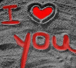 Обои на телефон песок, ты, сердце, романтика, поговорка, пляж, новый, любовь, крутые, знаки, love, i love you