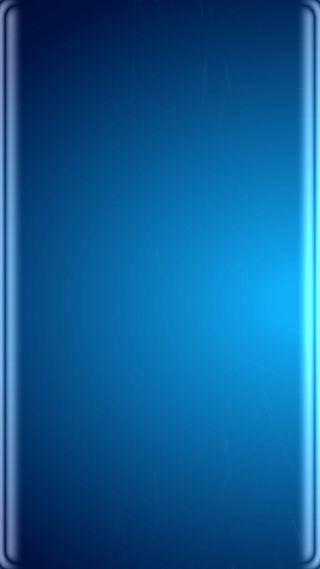 Обои на телефон синие, самсунг, дизайн, абстрактные, samsung, s9
