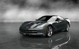 Обои на телефон корвет, автомобили, машины, corvette stingray