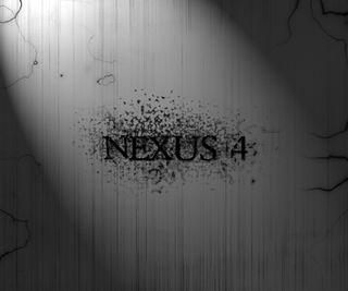 Обои на телефон жуткие, черные, свет, белые, nexus 4 creepy light, nexus 4