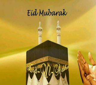 Обои на телефон святой, повод, мубарак, muslims, holy occasion, eid ul azha mubarak, bakra eid