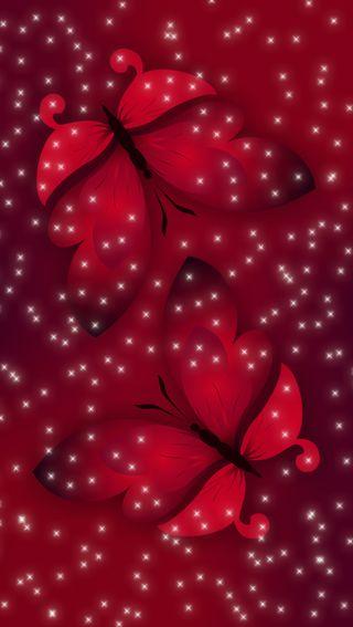Обои на телефон настроение, свет, весна, бабочки