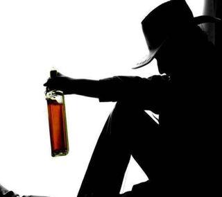 Обои на телефон шляпа, мальчик, приятные, одиночество, новый, напиток, любовь, грустные, man, love