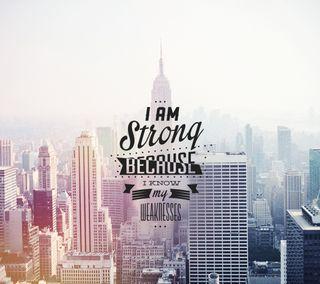 Обои на телефон love, i m strong, любовь, милые, прекрасные, сердце, цитата, рисунки, друзья, сильный, написано
