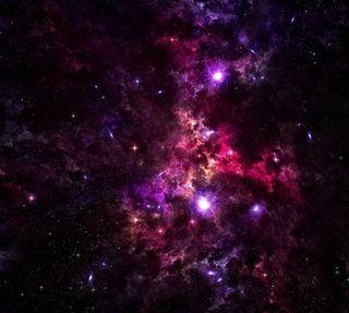 Обои на телефон космос, звезды, галактика, вселенная, galaxy