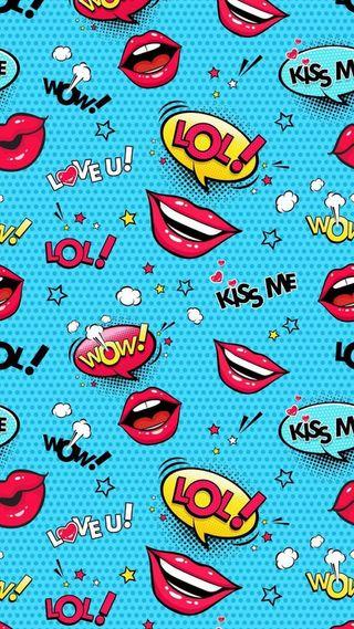 Обои на телефон привет, я, темы, поцелуй, любовь, лол, знаки, доллары, деньги, wow, love, lol, hello