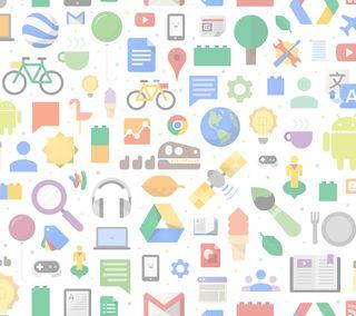 Обои на телефон икона, самсунг, иконки, гугл, галактика, samsung, google icons, google, galaxy
