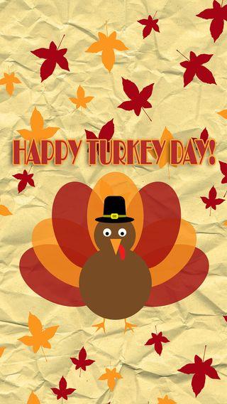 Обои на телефон благодарение, турецкие, счастливые, день, happy turkey day