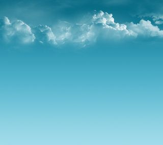 Обои на телефон clouds hd, природа, небо, облака, чистые