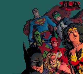 Обои на телефон фонарь, чудо, флэш, супермен, справедливость, лига, женщина, бэтмен, аквамен, jla, dc