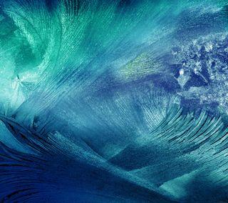 Обои на телефон стандартные, синие, самсунг, галактика, touchwiz, samsung, s6, galaxy, 2015