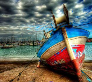 Обои на телефон лодки, приятные, природа, прекрасные, пляж, пейзаж, крутые, hd