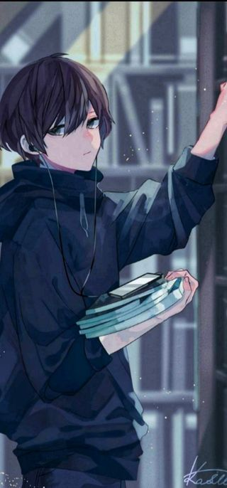 Обои на телефон мальчик, арт, аниме, art, anime art