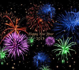 Обои на телефон год, праздник, новый, new year 3