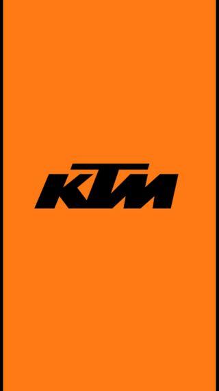 Обои на телефон ктм, логотипы, ktm logo