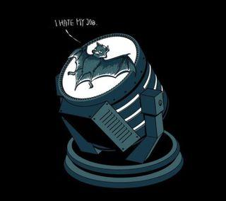 Обои на телефон летучая мышь, забавные, funny bat, fgm