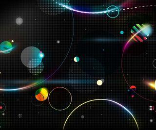 Обои на телефон планеты, планета, космос, абстракция, абстрактные