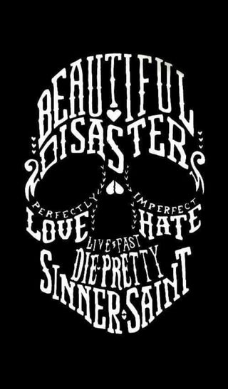 Обои на телефон ненависть, череп, прекрасные, любовь, love, beautiful disaster