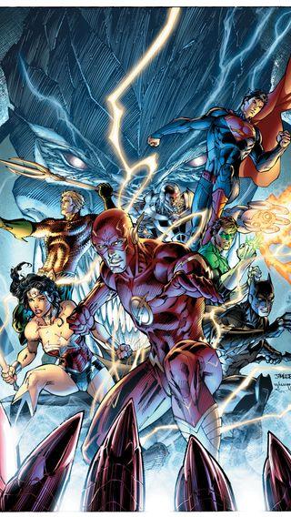 Обои на телефон флэш, супермен, справедливость, лига, комиксы, герои, бэтмен, dc