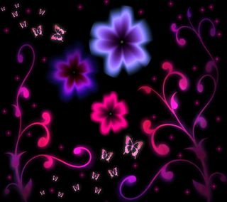 Обои на телефон цветочные, цветы, floral flowers