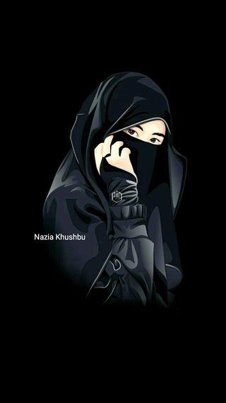 Обои на телефон экран, вейдер, черные, хип, хиджаб, утка, париж, логотипы, деньги, девушки, бок, black hijab girl, 2017