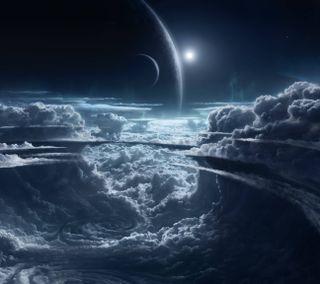 Обои на телефон космос, space hd hq, hg, hd