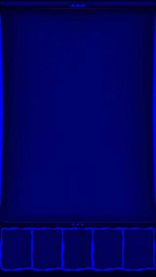 Обои на телефон квадраты, синие, грани, s7