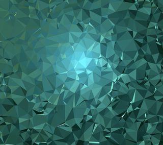 Обои на телефон векторные, myst polygons