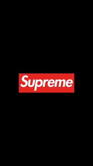 Обои на телефон логотипы, supreme logo, supreme