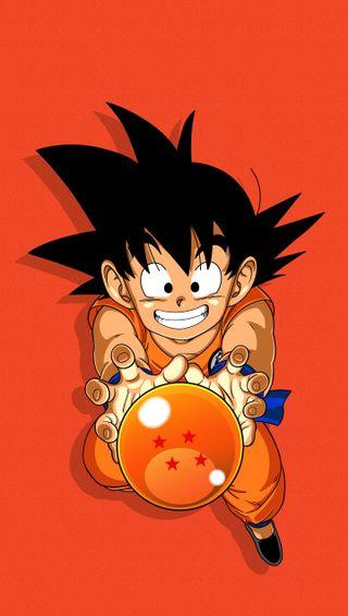 Обои на телефон мяч, дракон, гоку, goku dragon ball, dragon ball z