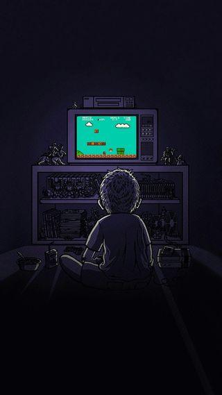 Обои на телефон технологии, марио, люди, любовь, игры, другие, геймер, love
