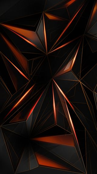 Обои на телефон 1080p, 3d, art, hd, абстрактные, арт, фон, 3д, многоугольник