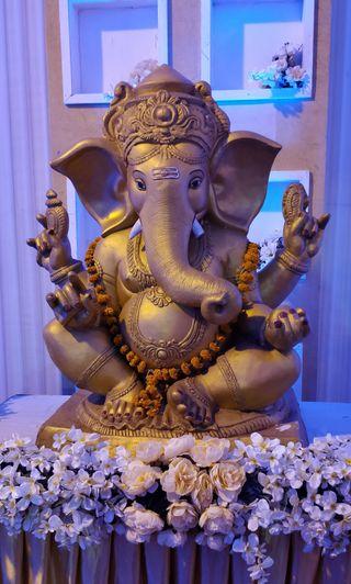 Обои на телефон ганеш, реал, новый, индийские, знаменитый, ганпати, бог, vashu7425, real caputure, most viewed, indian god