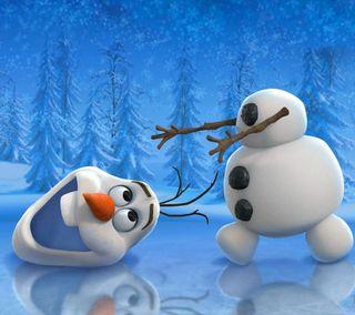 Обои на телефон холодное, мультфильмы, фильмы, дисней, frozen cartoon, disney