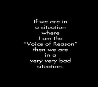 Обои на телефон юмор, смех, причина, поговорка, плохой, комедия, забавные, voice of reason, voice, bad