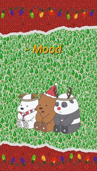Обои на телефон настроение, рождество, вся правда о медведях, navidad escandalosos, mood triste navidad